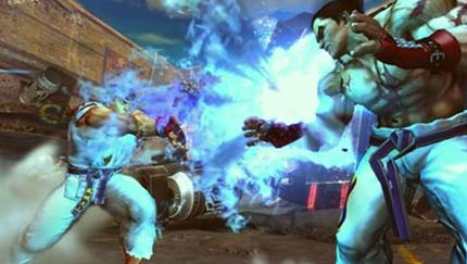 Capcom เปิดตัว STREET FIGHTER X TEKKEN