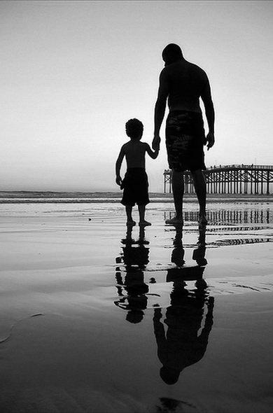 ระหว่างพ่อกับลูก