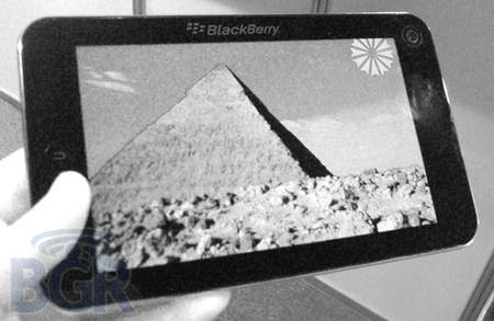 RIM เปิดตัว BlackBerry Tablet ภายในสัปดาห์หน้า