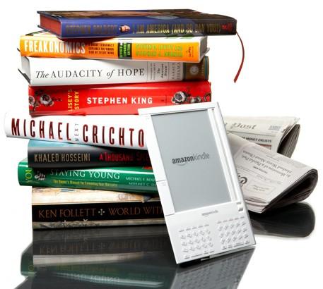 Kindle แสบออกโฆษณาเหน็บ iPad