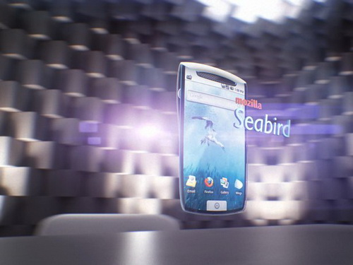 Seabird มือถือล้ำยุค