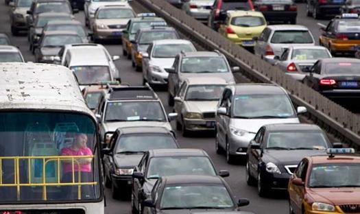 เผยอีก10ปีรถยนต์ในจีนพุ่งทะลุ200ล้านคัน