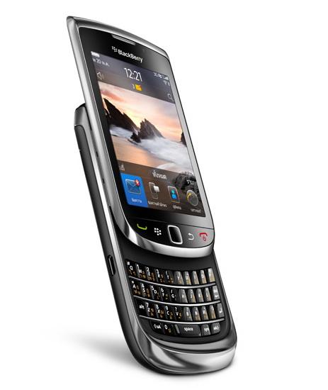 เปิดตัว BlackBerry Torch แล้วในไทย