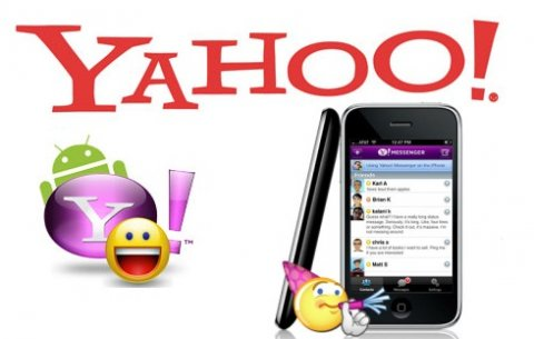 Yahoo Messenger App ใหม่สำหรับ iPhone และ Android