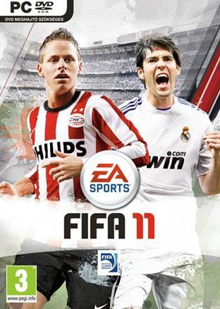 FIFA11ไอเดียเก๋ ขายปก10แบบใน10ประเทศ