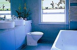 พิชิตเชื้อโรคในห้องน้ำ