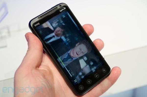"HTC เปิดตัว ""EVO 3D, EVO View 4G"" กลางงาน CTIA 2011"